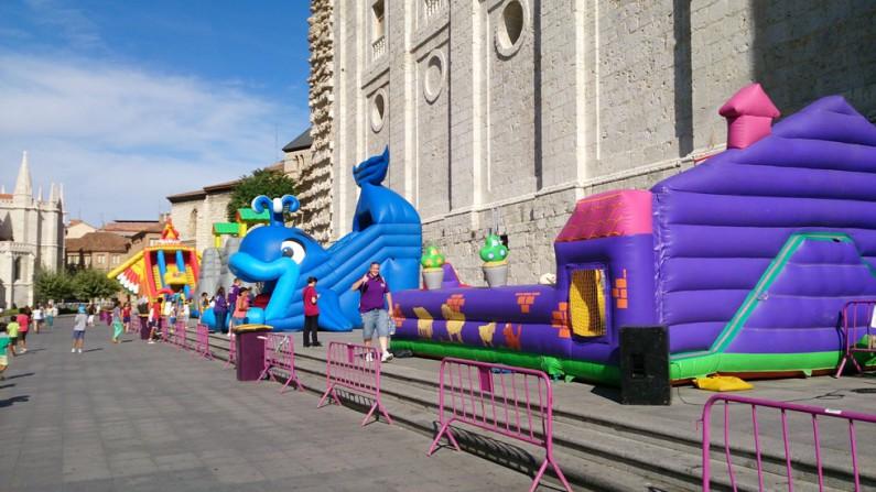 Parques infantiles 5